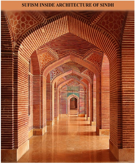 The Sufism inside Architecture of Sindh