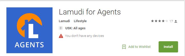 Lamudi Launches New Innovative Real Estate App