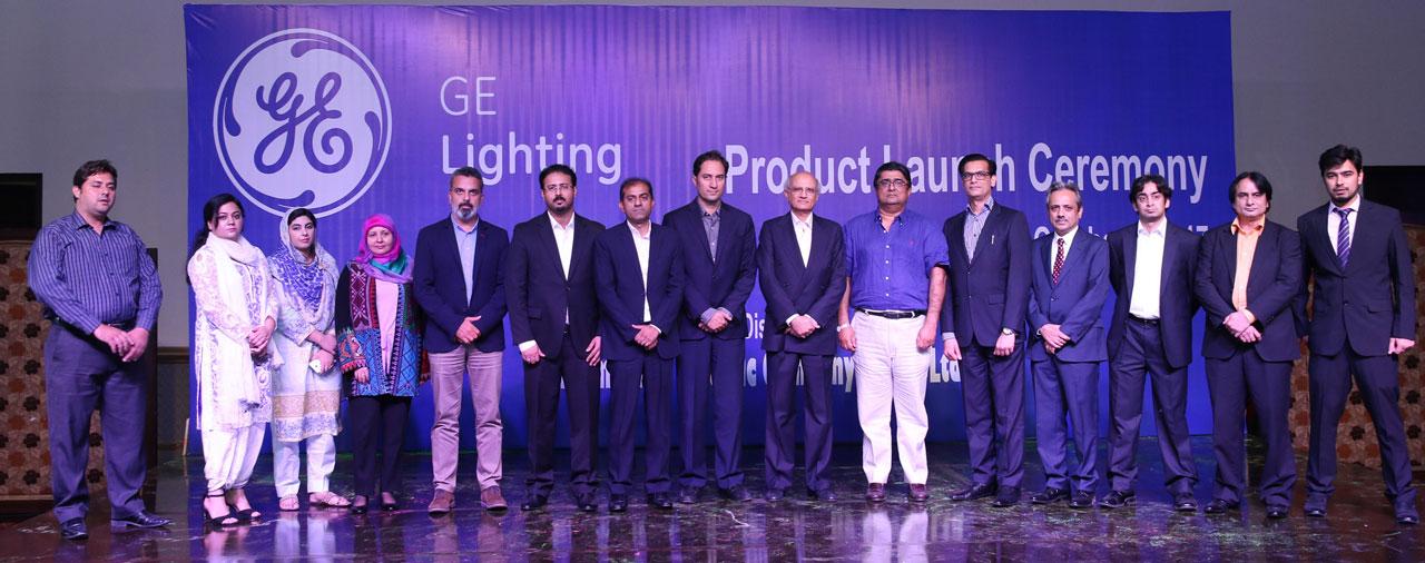 GE Lighting and IEC announce strategic partnership