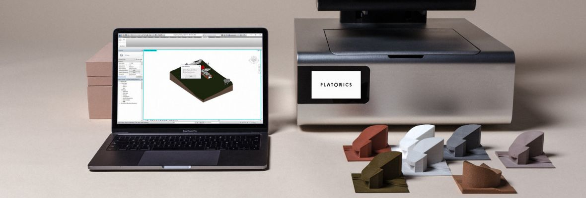 A New 3D Printer Designed Specifically for Architects