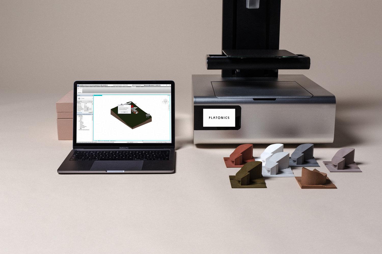 Platonics Ark 3D Printer