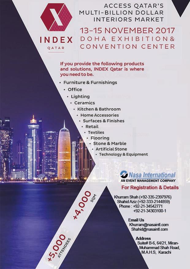 Access Qatar's Multi Billion Dollar Interiors Market