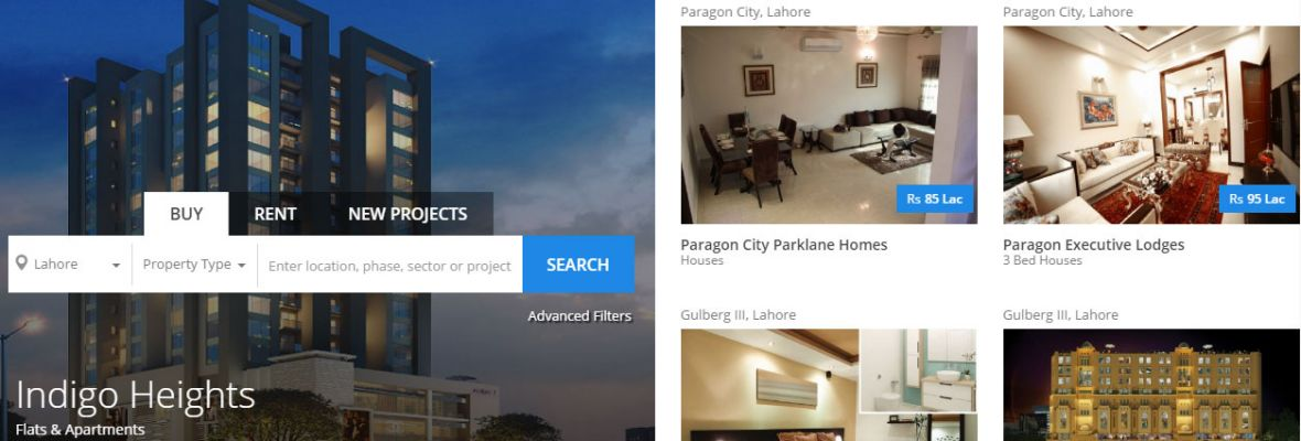 Jydad.com Property Portal in Pakistan