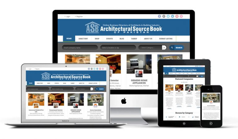 Architectural Source Book of Pakistan asb.com.pk